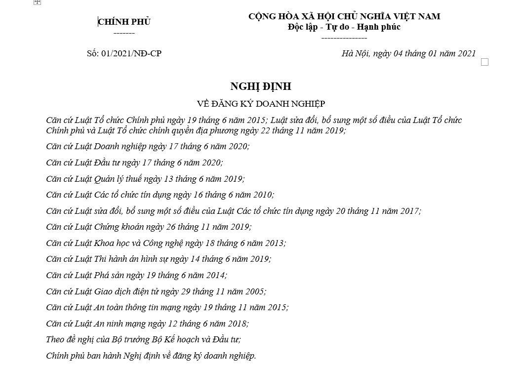 Ảnh Nghi đinh 01/2021/ND(-Cp